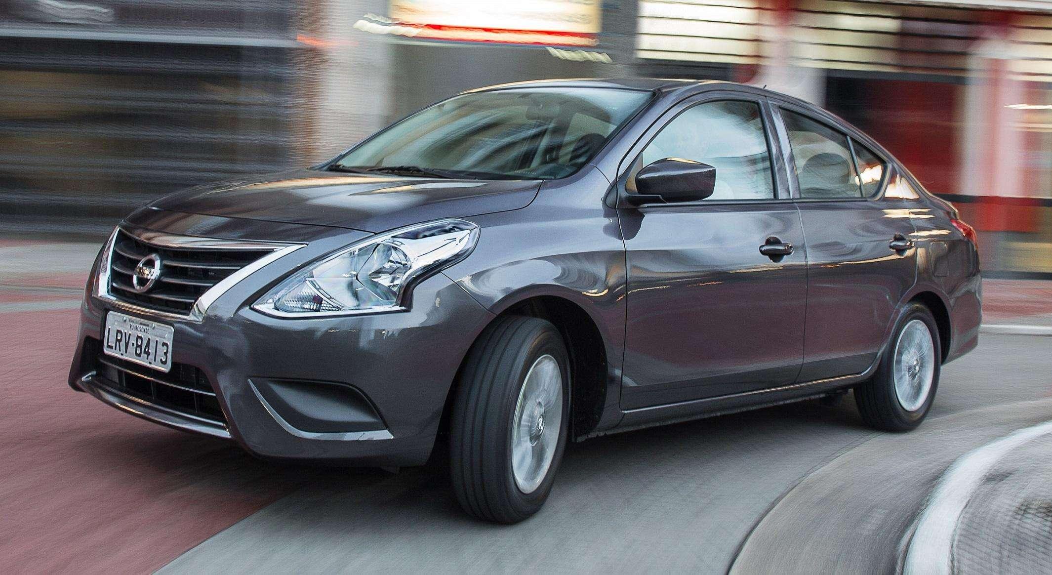 Nissan Novo Versa 1.0 S