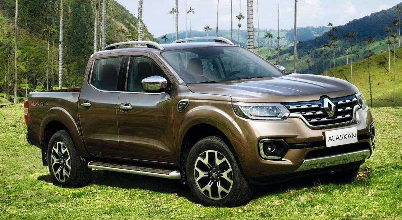 Renault Alaskan: nova picape média destaca-se pela robustez e equipamentos