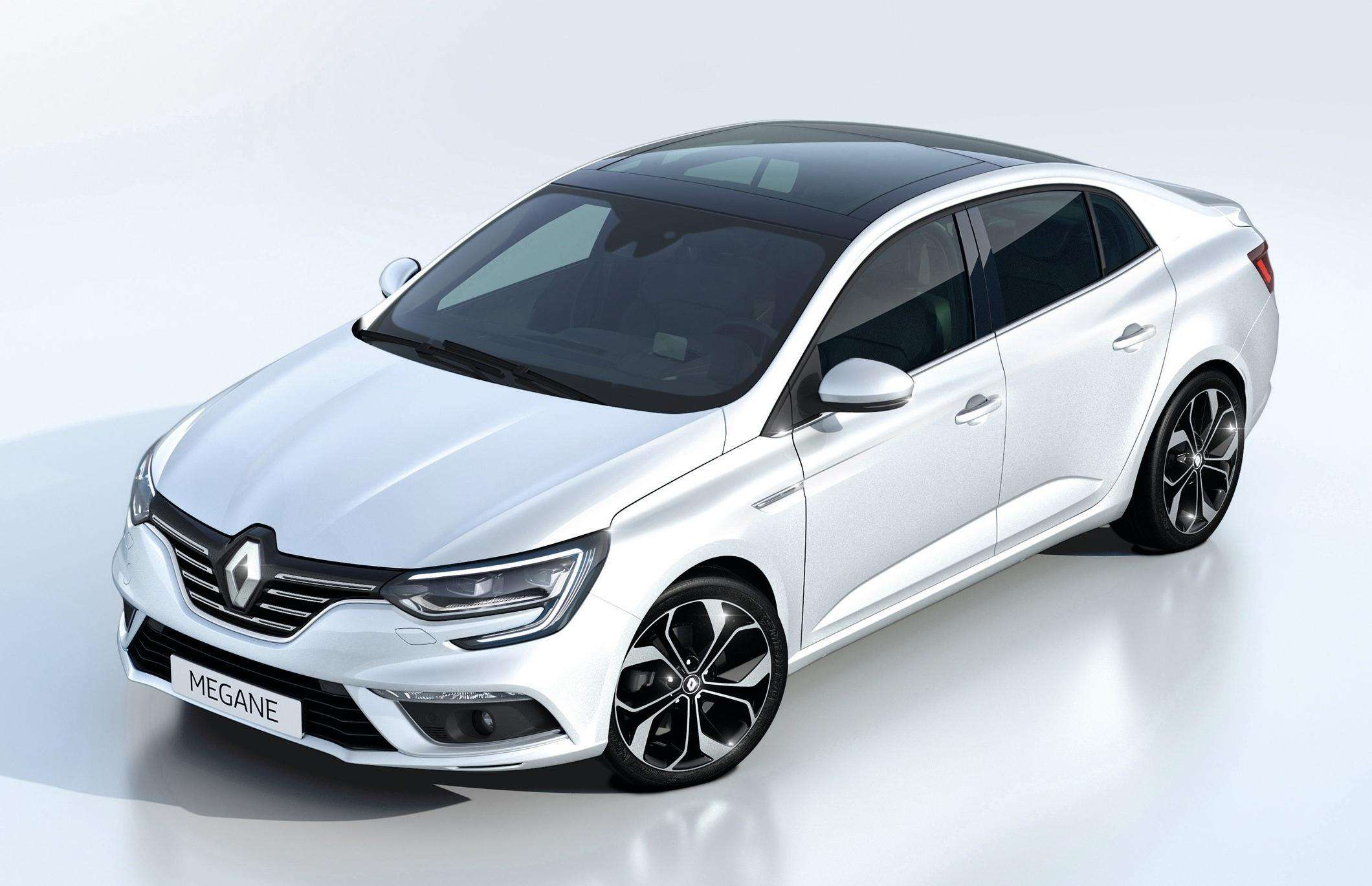 Renault apresenta nova geração do Mégane Sedan no Salão de Paris