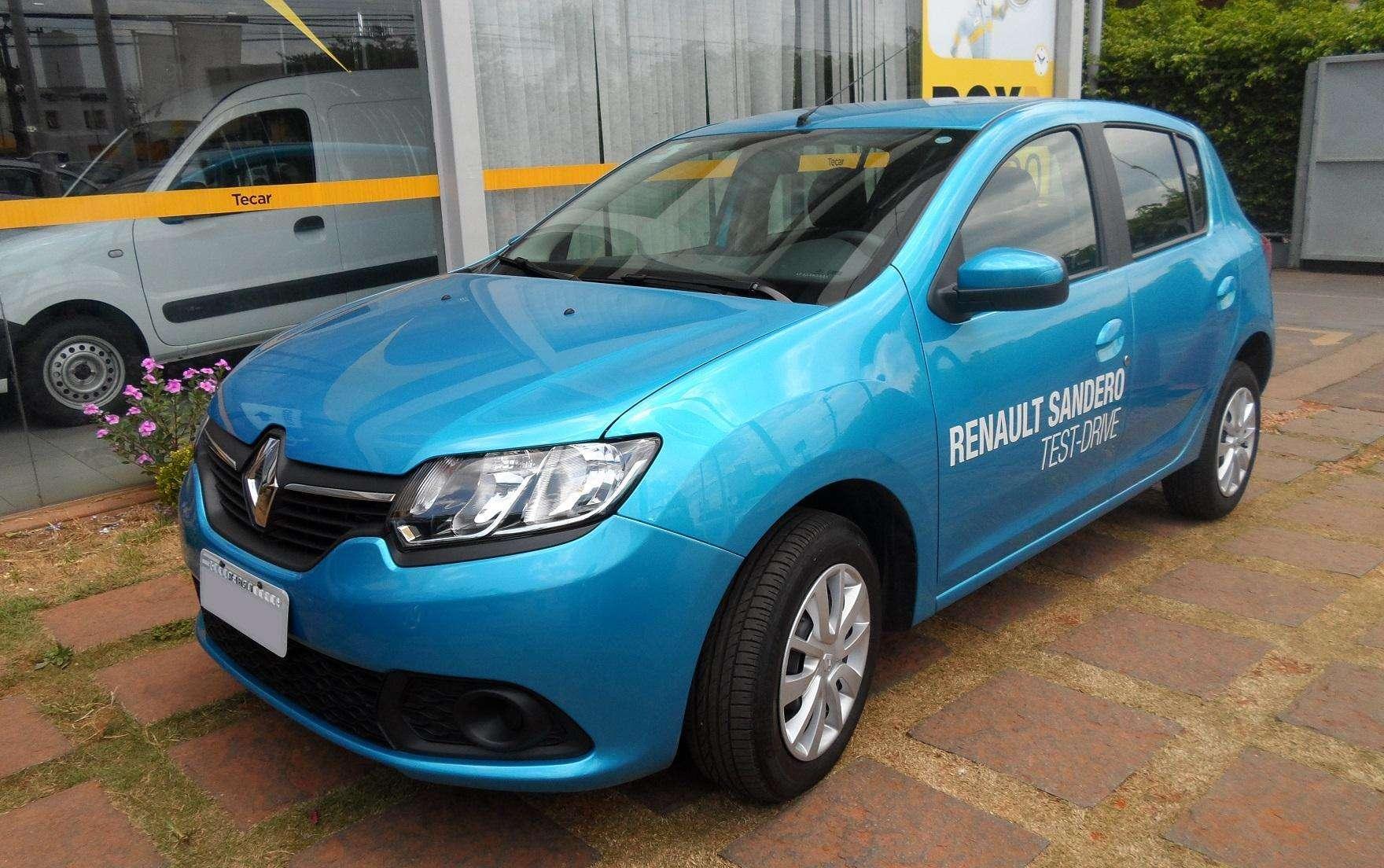 Com Sandero entre os 3 mais vendidos do Brasil, Renault alcança participação de mercado recorde
