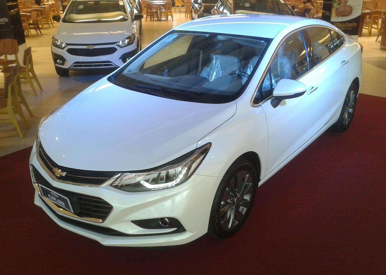 Revolucionário: novo Chevrolet Cruze chega a Teresina encantando consumidores