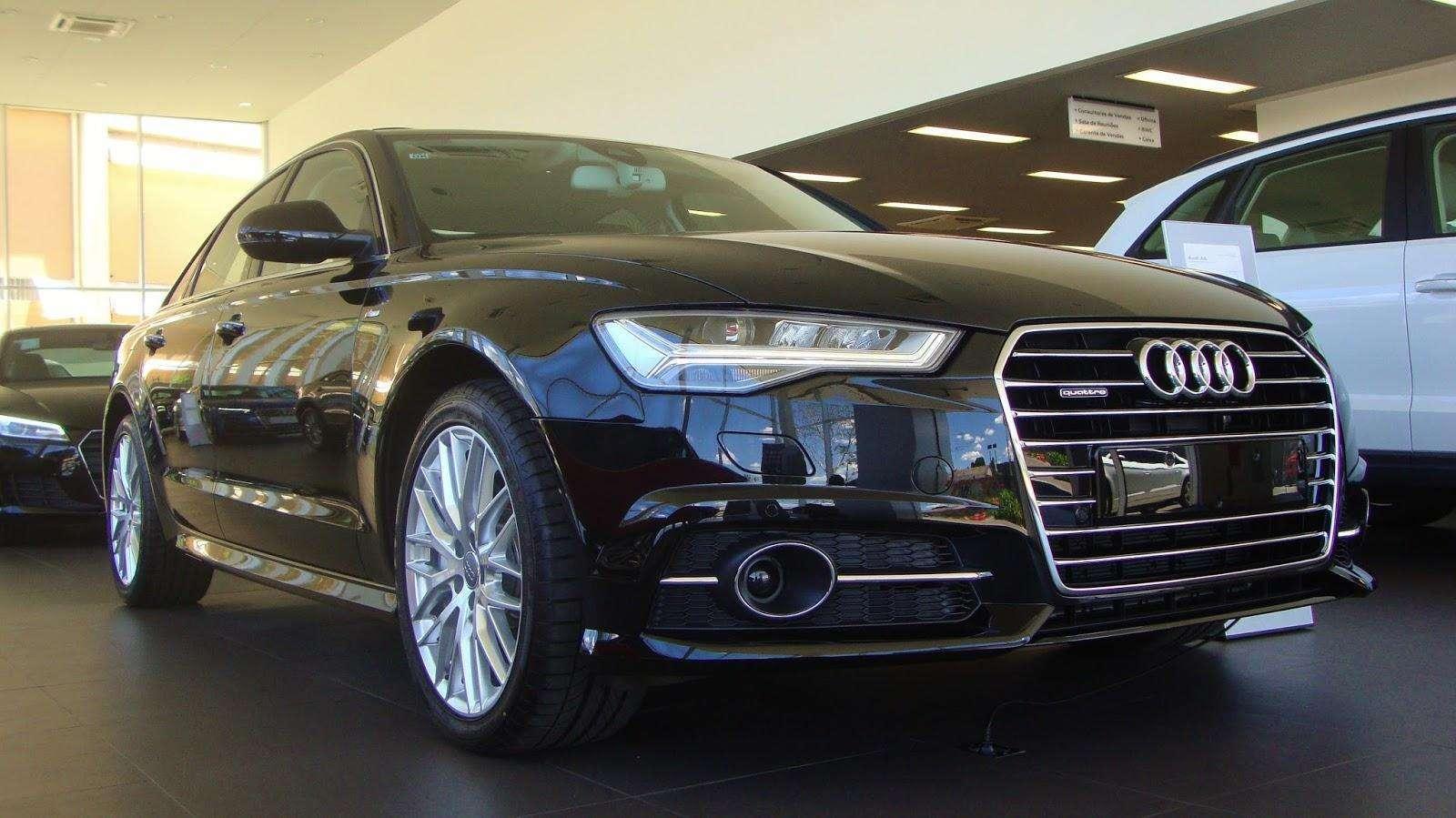 Audi A6 3.0 V6 quattro: tecnologia, segurança e uma incrível experiência de dirigir