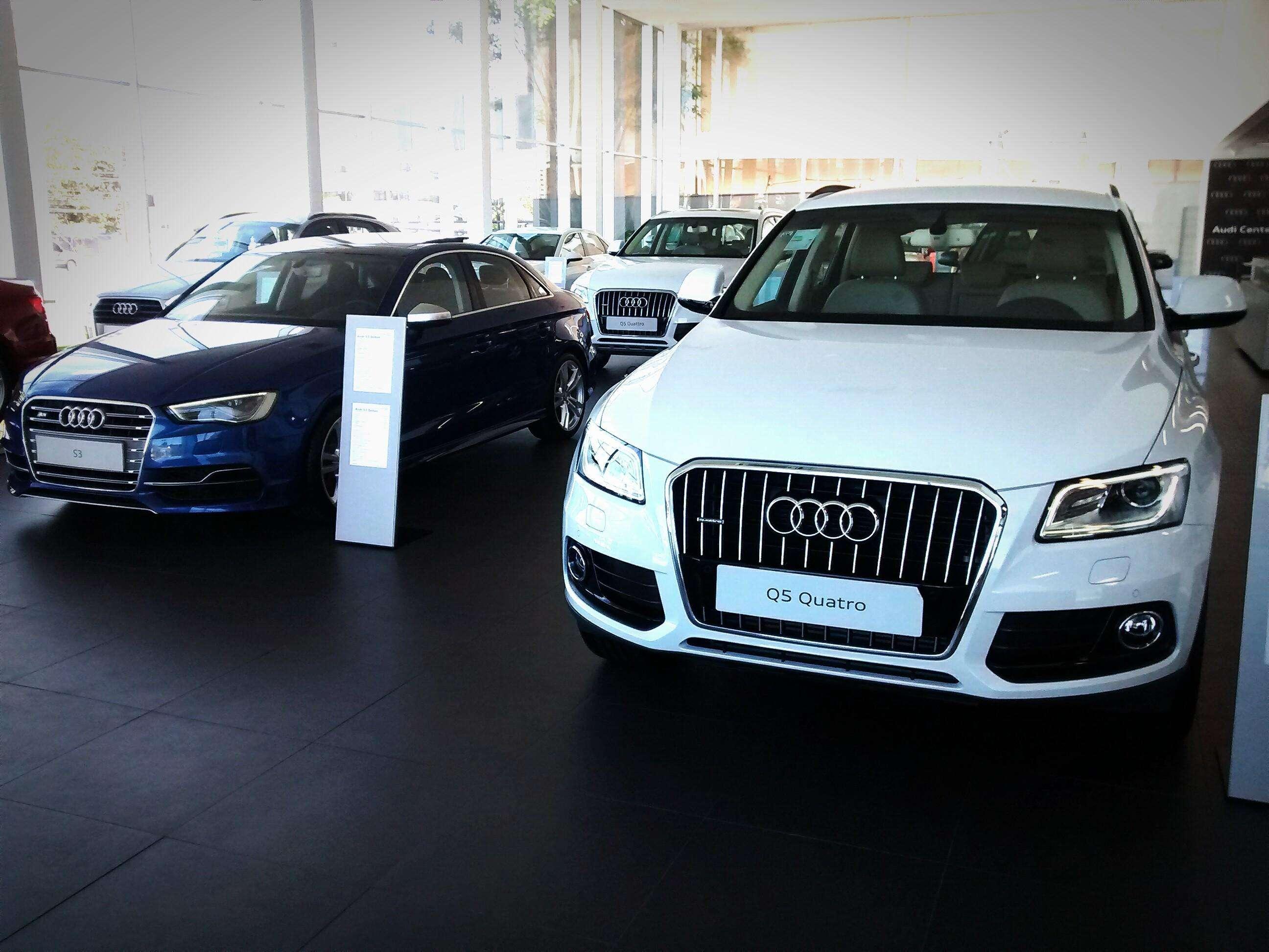 Audi registra crescimento de vendas em todas as regiões do mundo em julho