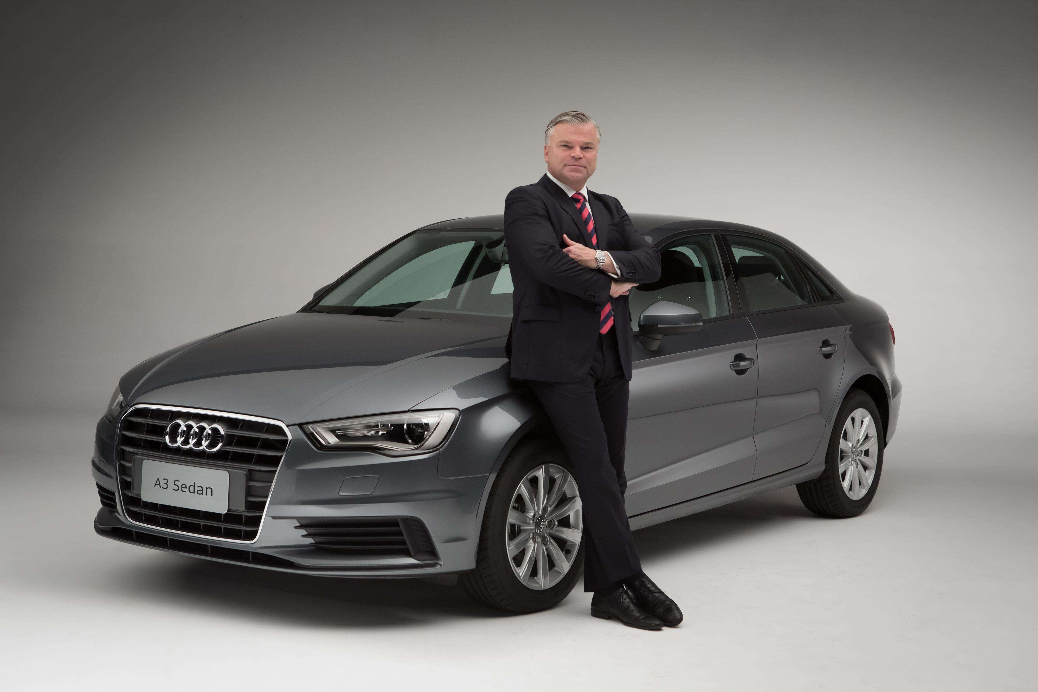 Audi comercializa quase 7 mil automóveis no Brasil apenas no 1º semestre de 2016