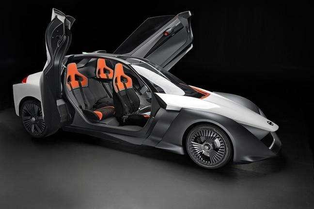 Nissan revela inovadores conceitos BladeGlide e e-NV200 no Museu do Amanhã