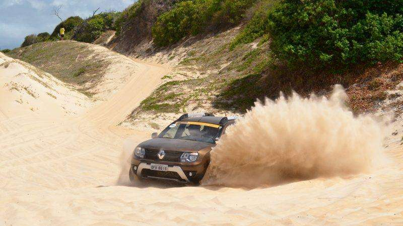 Domingo de Duster aproxima clientes do espírito 4×4 da Renault