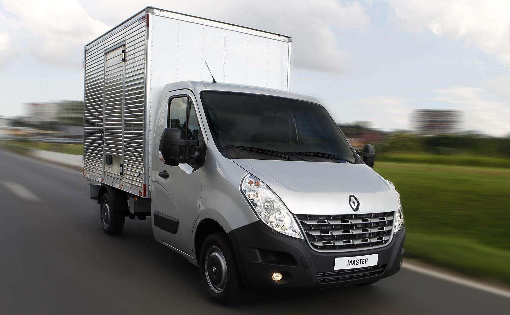 Renault Master vence prêmio de Melhor Valor de Revenda entre veículos de carga