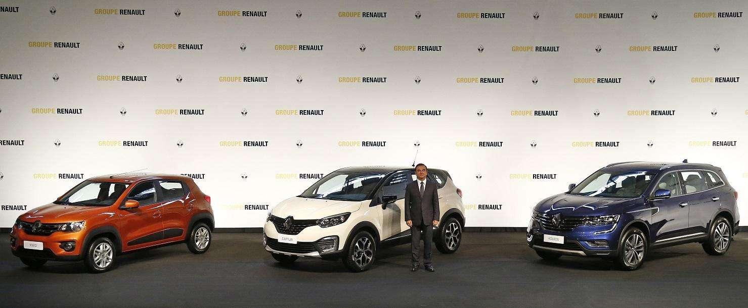 Renault Kwid, Captur e Koleos: uma linha de SUVs para o Brasil até 2017