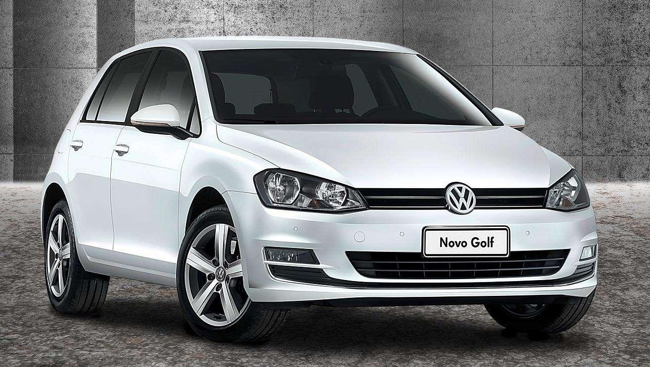 Volkswagen revoluciona com Golf com motor TSI Flex de 125 cv: potência e economia
