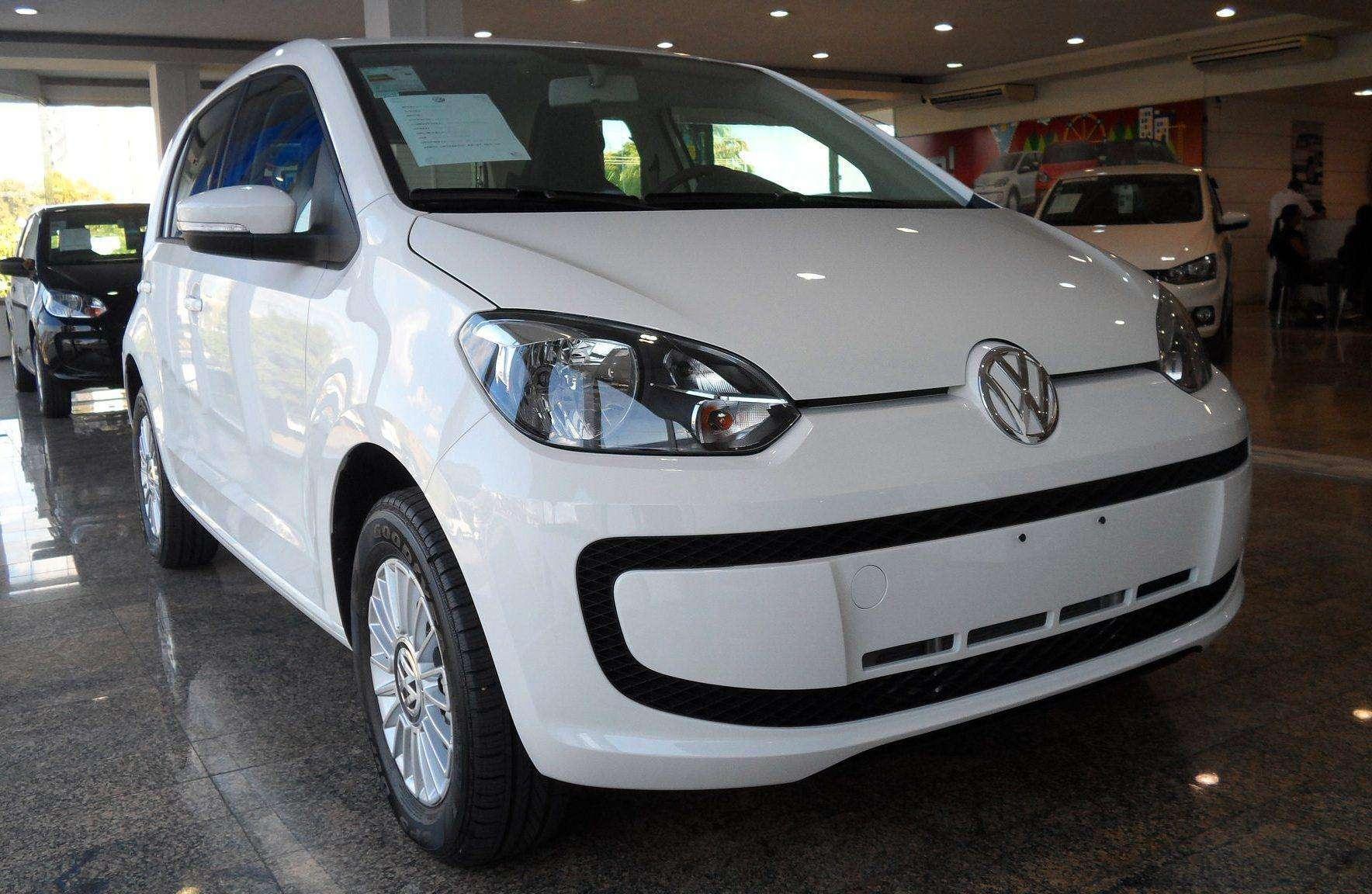 Volkswagen up!, Gol e Nissan March são os carros com manutenção mais em conta no Brasil