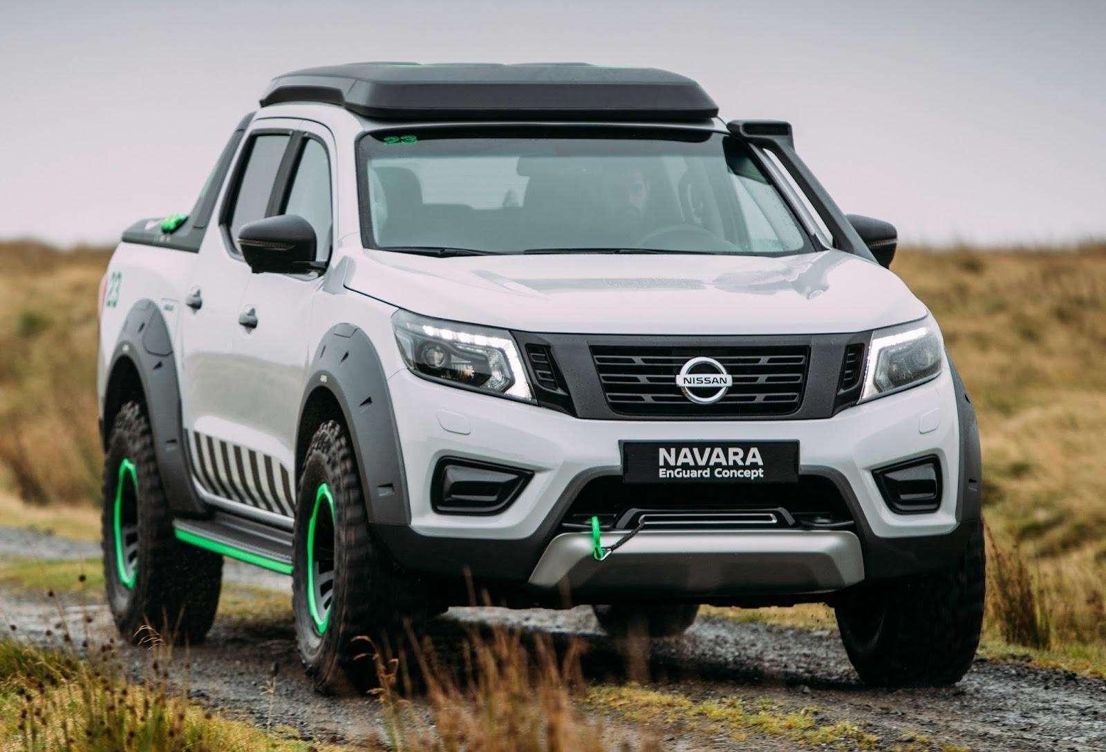 Nissan EnGuard: uma proposta de veículo de resgate em ambientes extremos