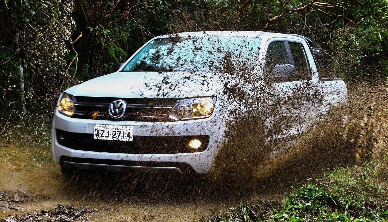 Volkswagen Amarok é a picape oficial da terceira edição do Rally Mercosul