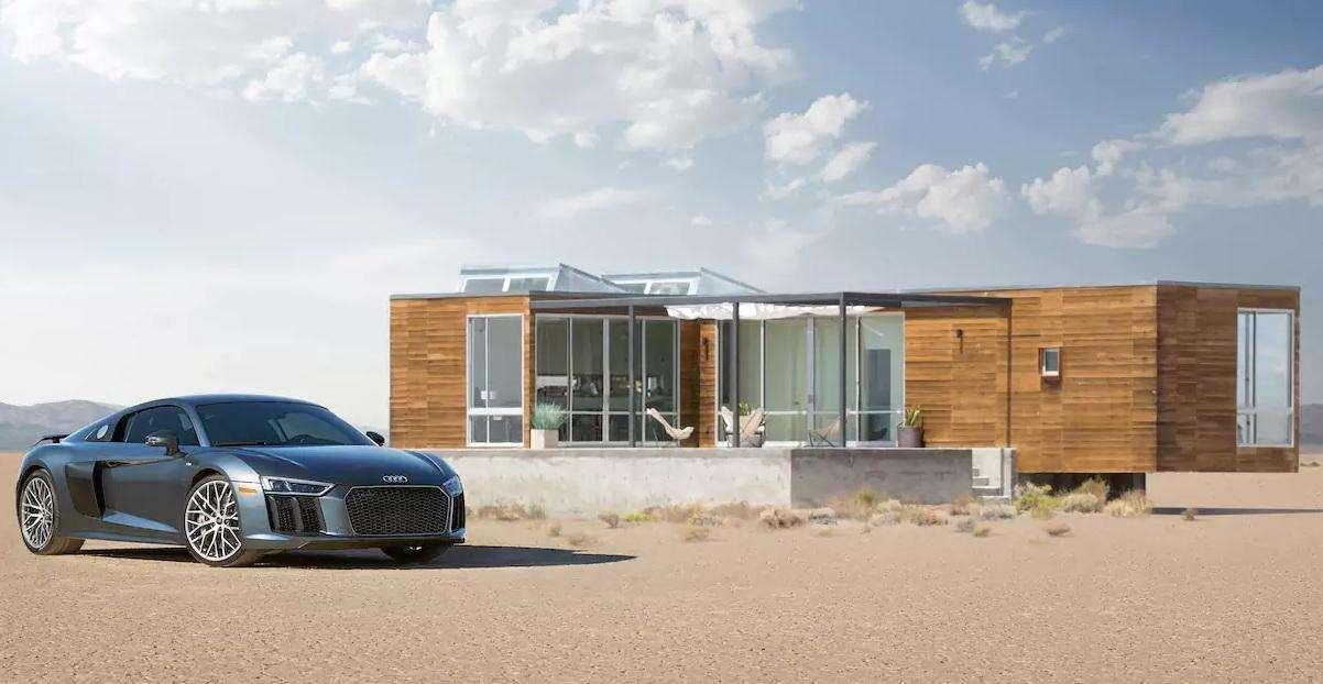 Conheça uma incrível experiência com o novo esportivo Audi R8 V10 em Nevada