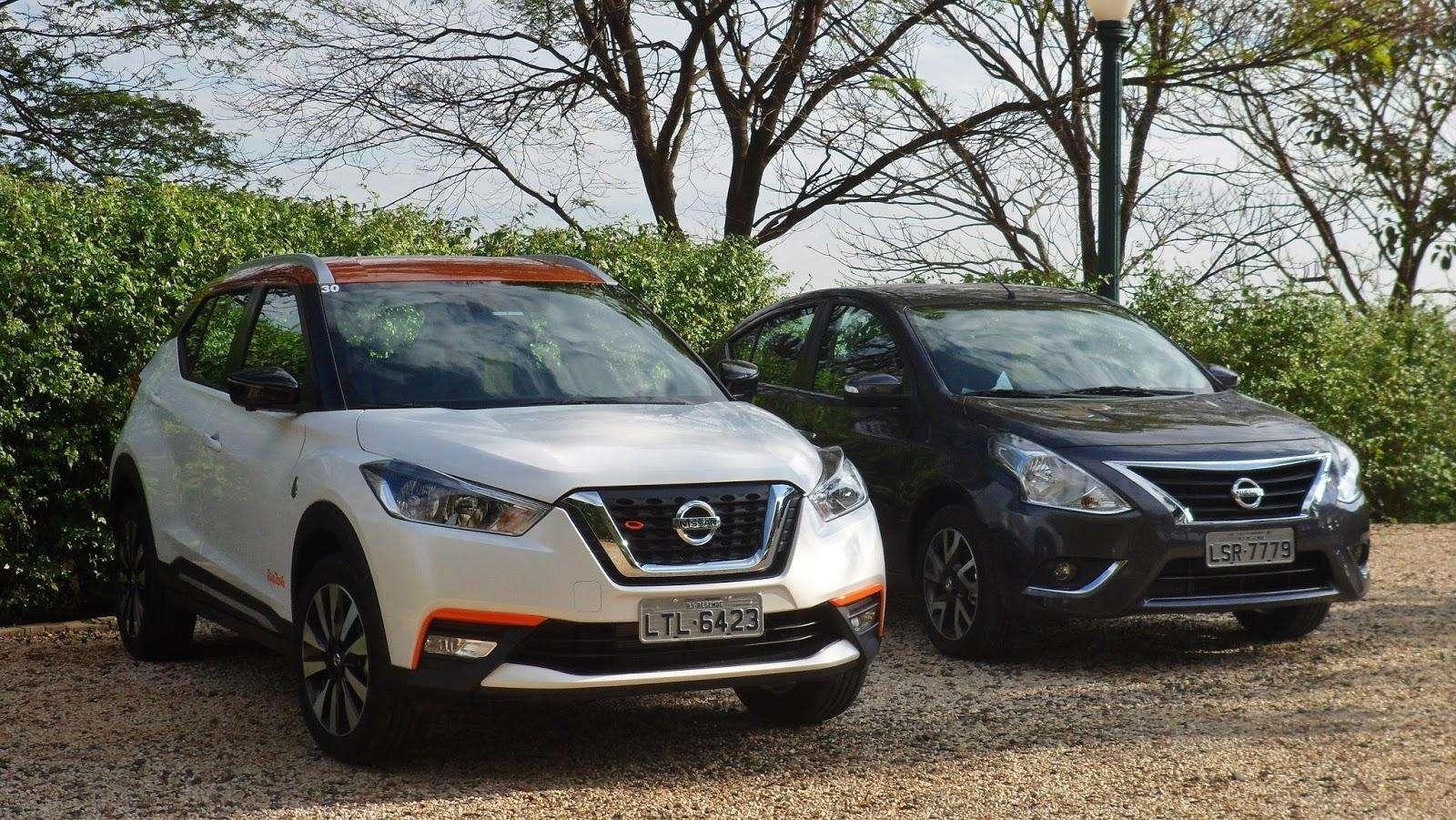 Confira ofertas incríveis da Japan Veículos para Nissan Kicks, March, Versa, Sentra e Frontier