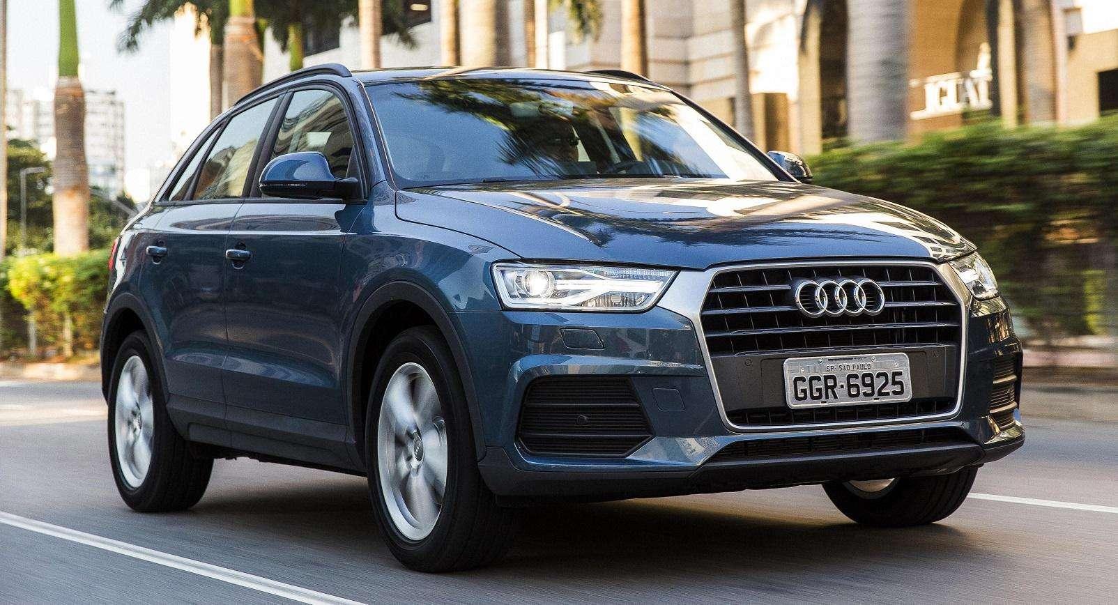 Audi A4 e Q3 são os vencedores do Prêmio Top Car TV 2016