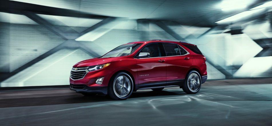 Chevrolet prepara lançamento do Equinox, SUV tecnológico e refinado
