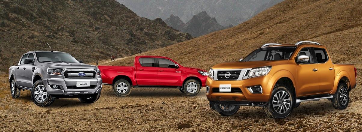 Nova Nissan Frontier 4×4 encara Toyota Hilux e Ford Ranger: saiba qual é a melhor picape