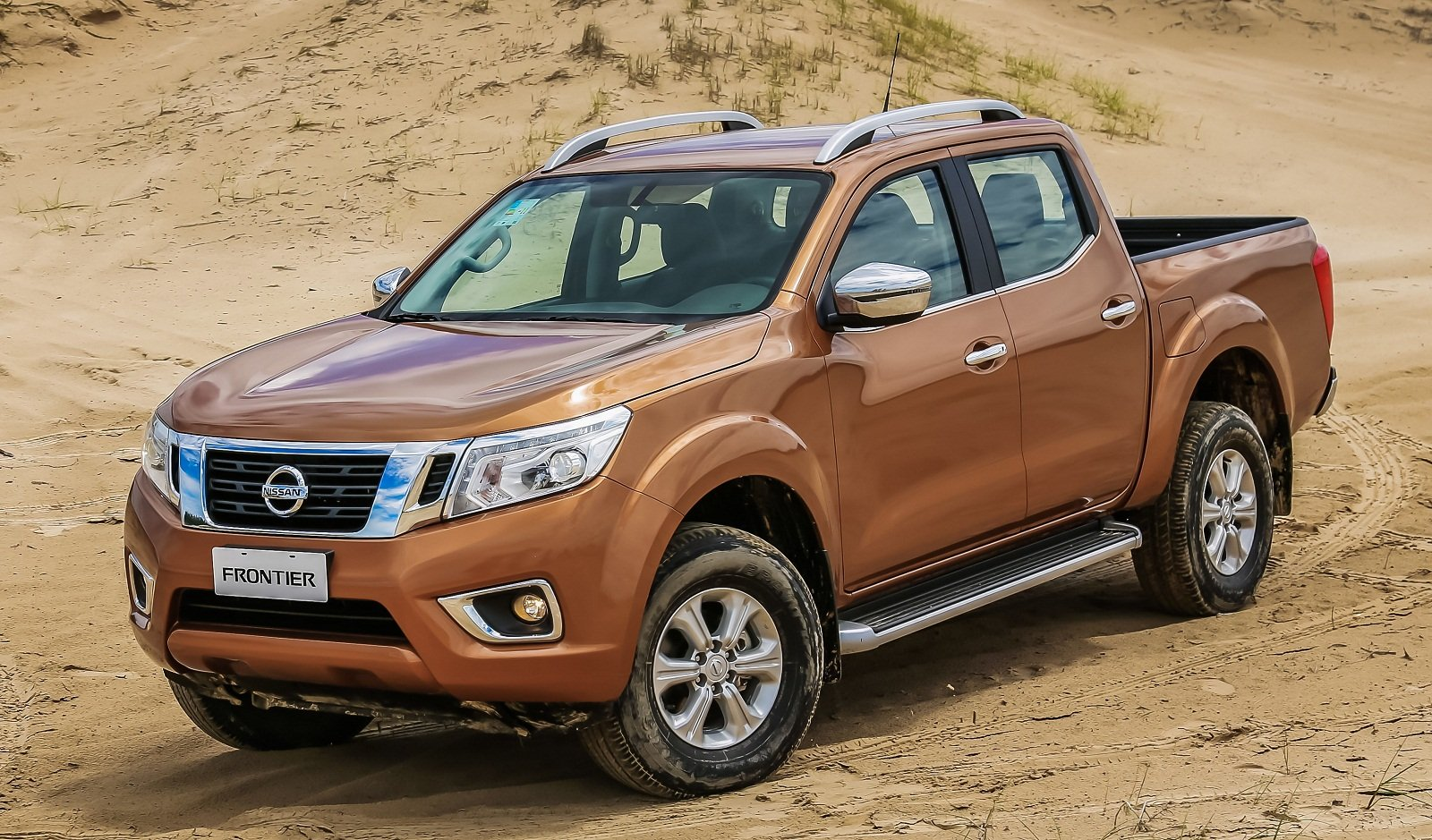 Nissan Frontier é escolhida a Picape do Ano 2017 pela revista especializada Robb Report