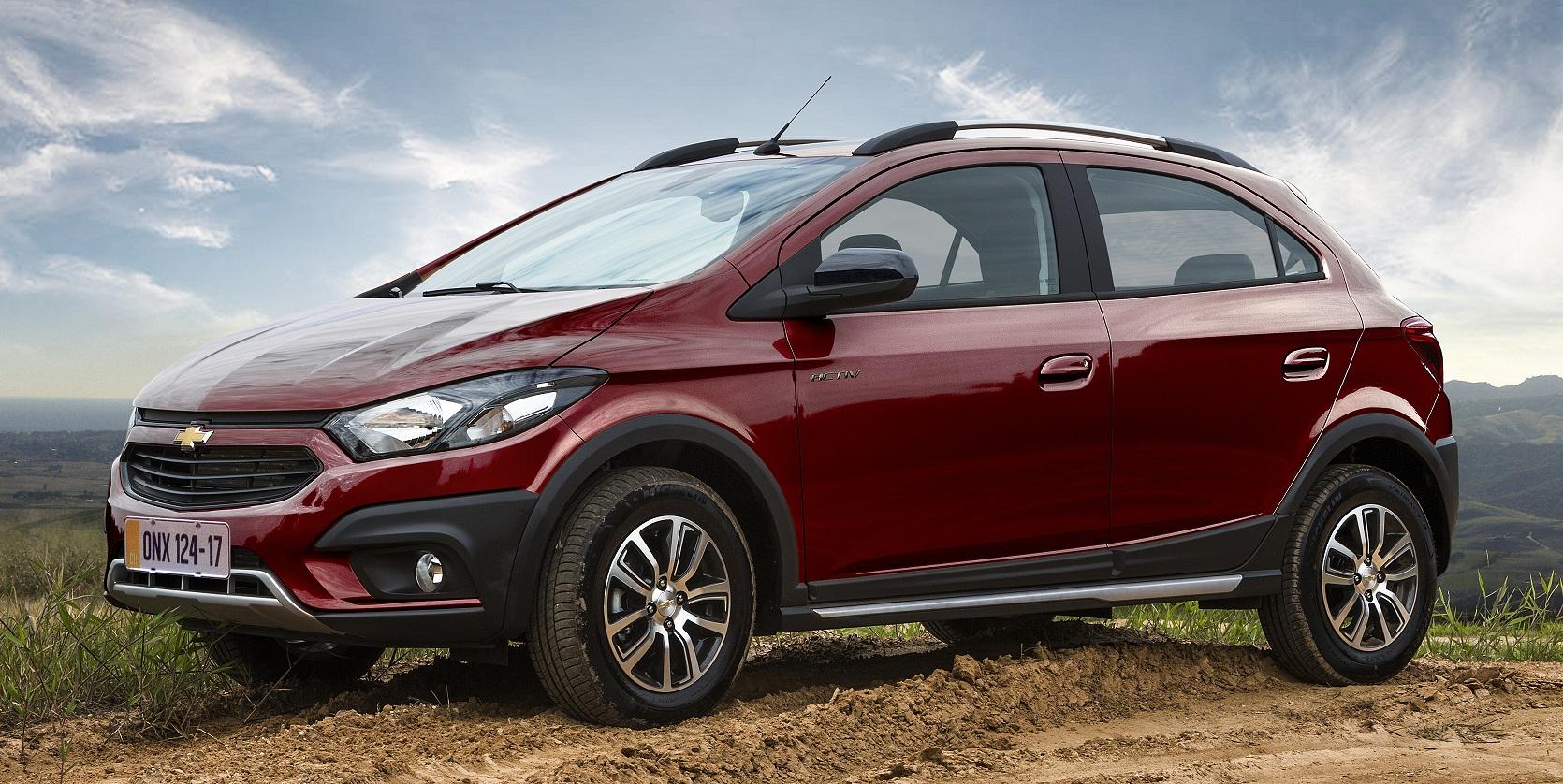 Onix, sucesso mundial da Chevrolet, domina no Brasil e lidera entre os mais vendidos do País