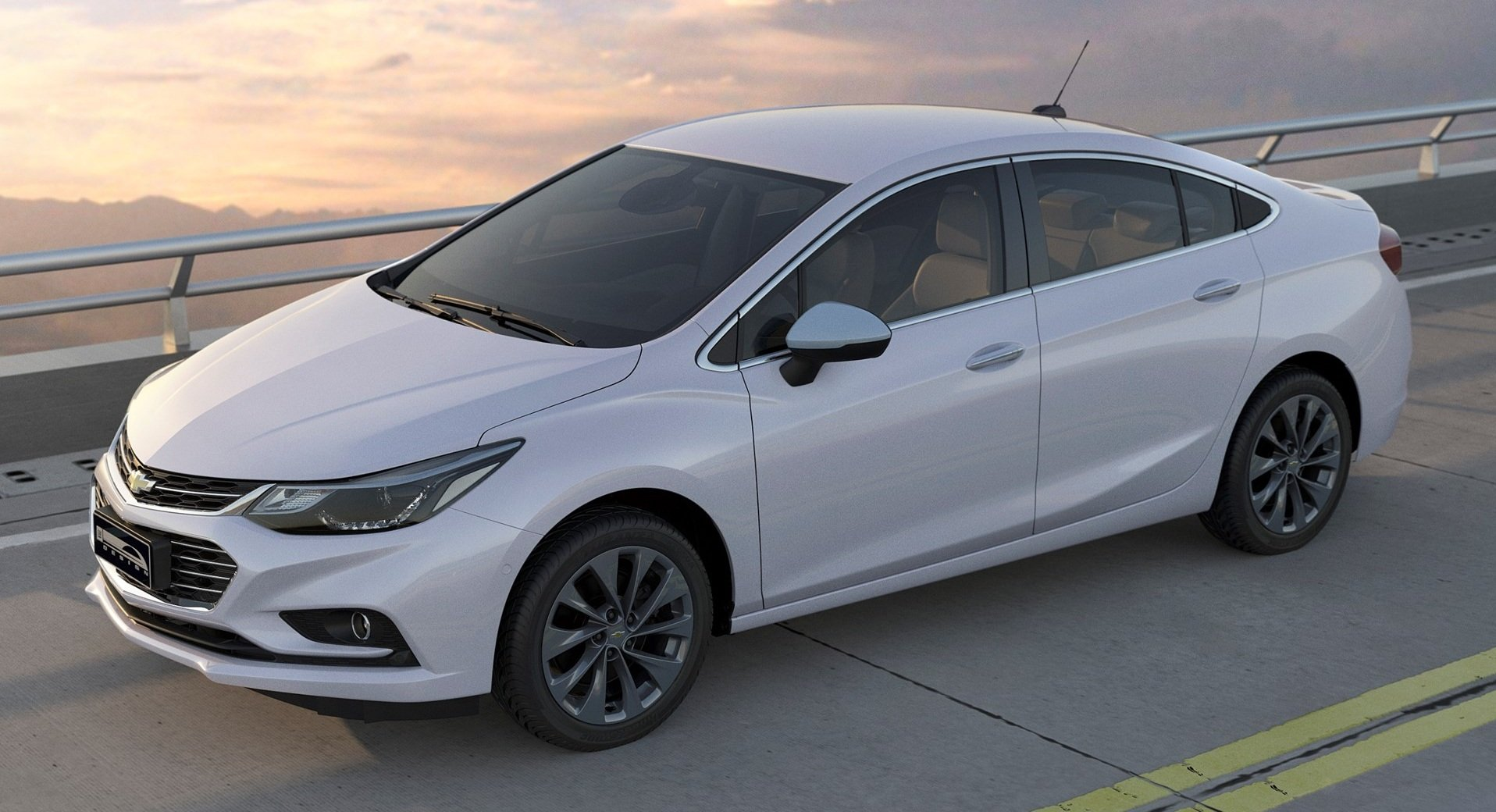 Novo Chevrolet Cruze 2017 é o carro com motor Turbo mais vendido do Brasil