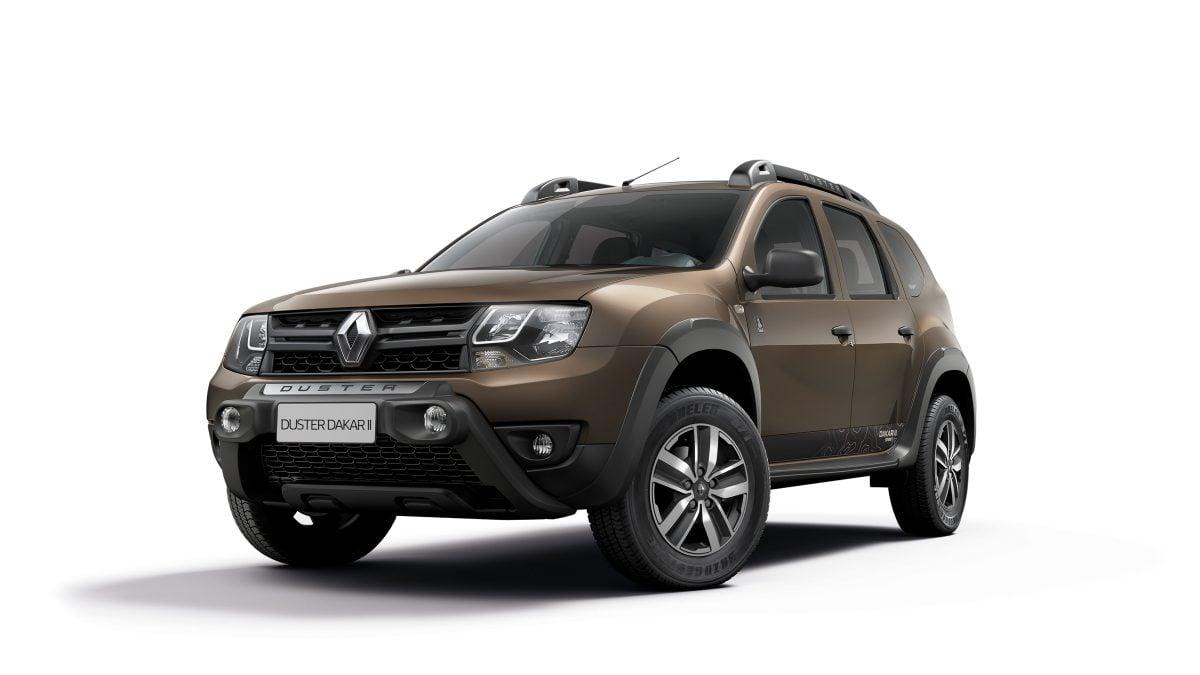 Renault Duster estreia série especial Dakar II, com novo visual e mais equipamentos