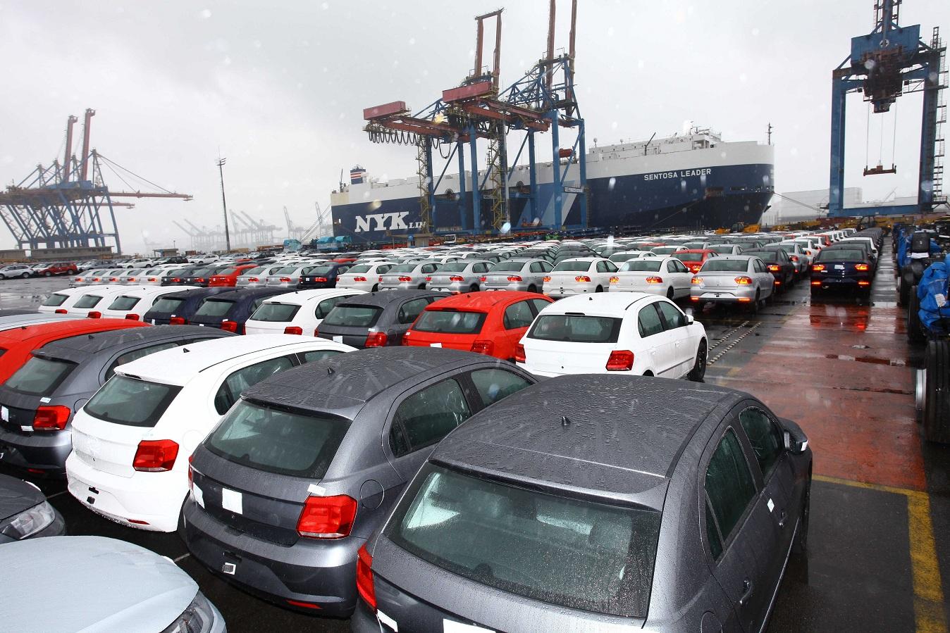 Volkswagen registra aumento de 102% nas exportações no primeiro trimestre de 2017