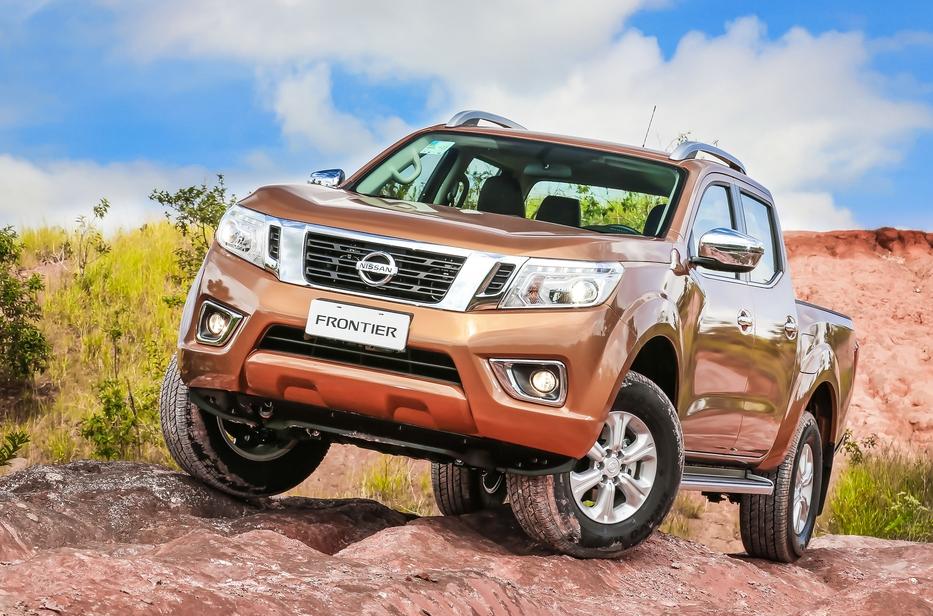 Mais forte e confortável, nova Nissan Frontier é destaque na Agrishow 2017