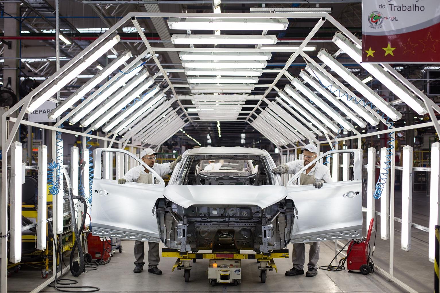 Fábrica da Nissan em Resende (RJ) completa 3 anos de sucesso e reserva novidades