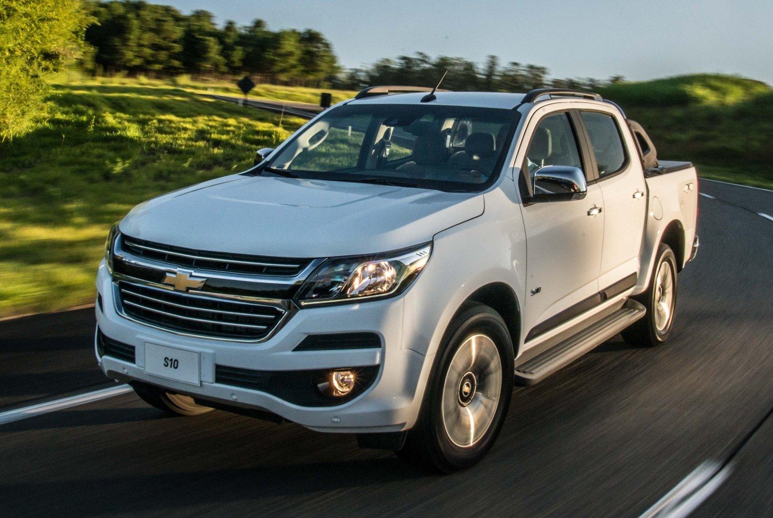 Chevrolet S10 ganha versão Flex Automática, mais confortável e com nota A em consumo