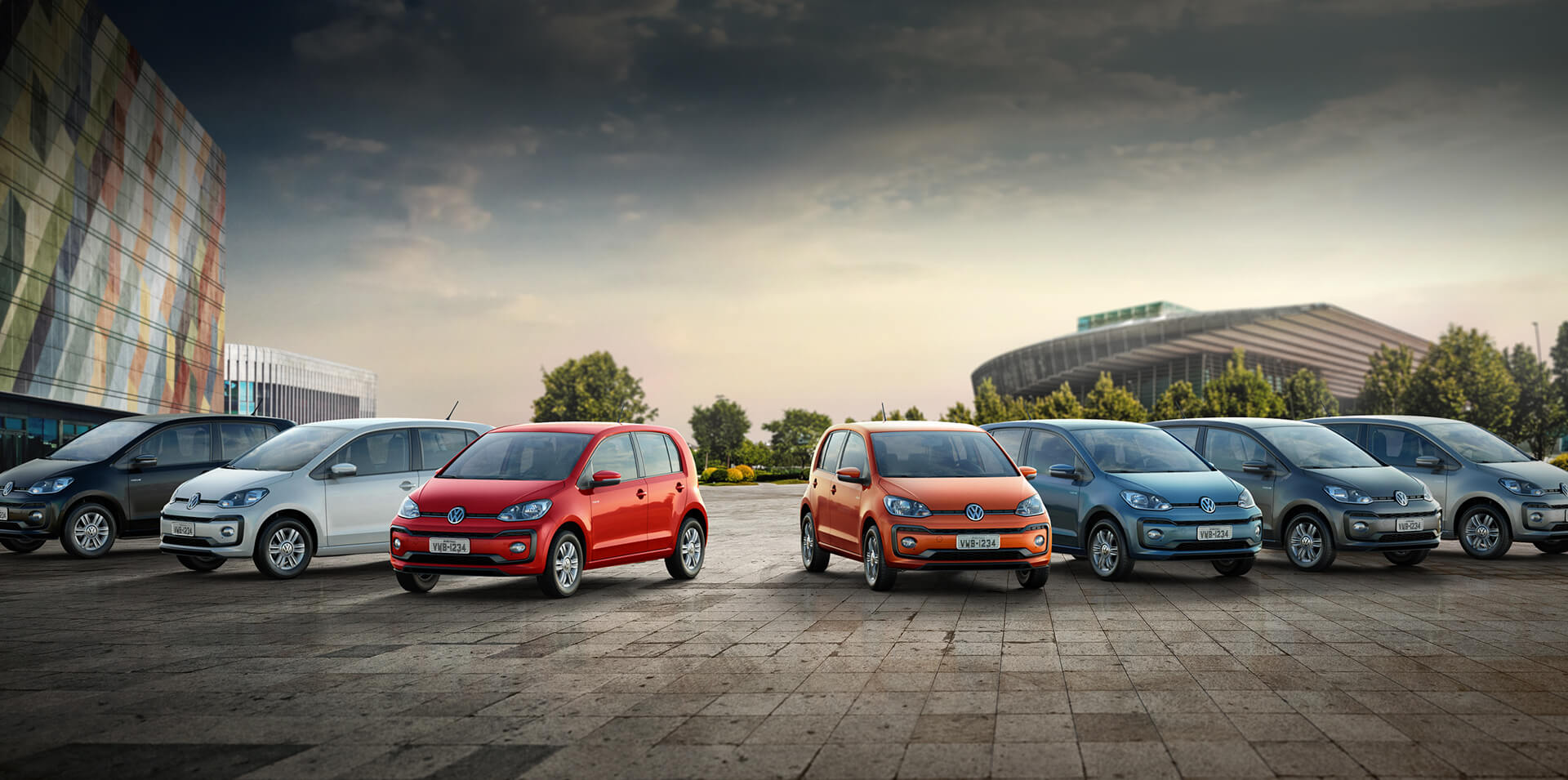 Volkswagen up! 2018 chega com estilo esportivo e mais itens de série inéditos