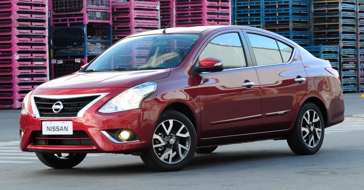 Nissan Versa ultrapassa marca de 100 mil unidades vendidas no Brasil