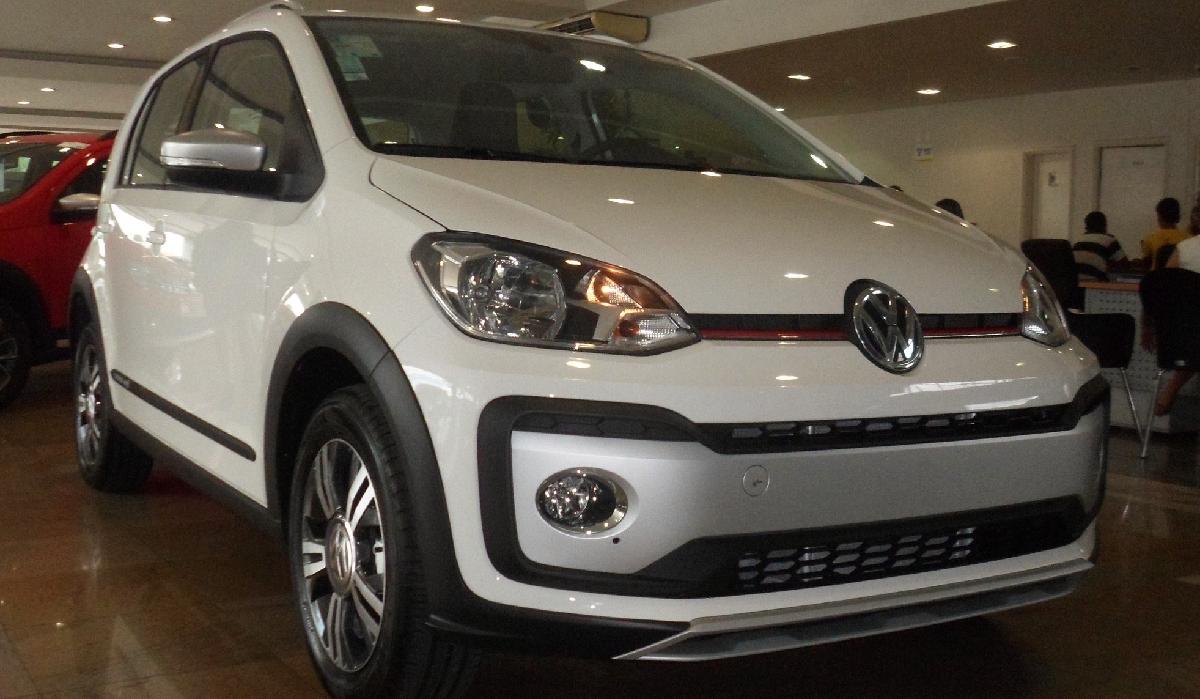 Volkswagen up! 2018 surpreende na economia de combustível: saiba quanto o modelo roda com 1 litro