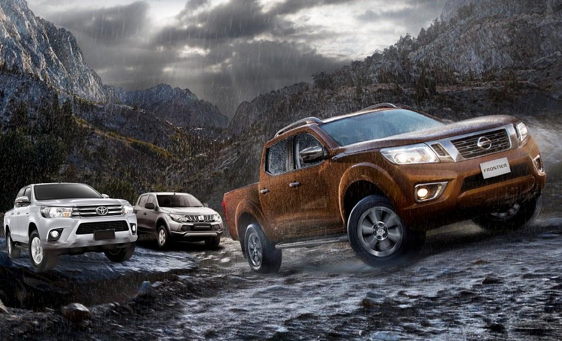Nissan Frontier X Hilux X L200: Qual picape tem o custo mais baixo de peças e revisões? Saiba aqui