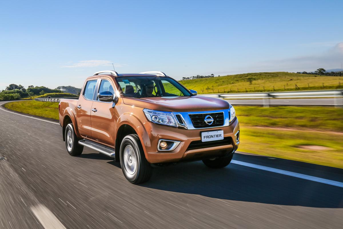 Nova Nissan Frontier conquista título de Compra Do Ano 2017 entre picapes médias