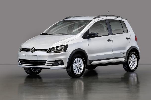 Volkswagen Fox 2018 chega com pacote mais completo de equipamentos em todas as versões