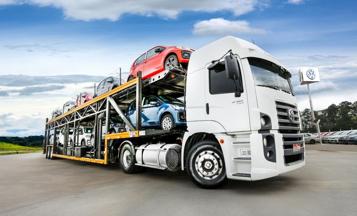 Volkswagen inicia exportação do novo up! para toda a América Latina