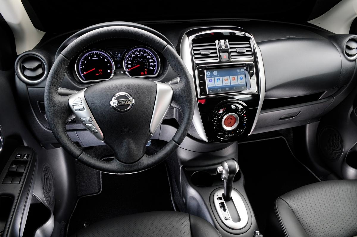 Linha Nissan Versa e Kicks 2018 com facilidades para ...