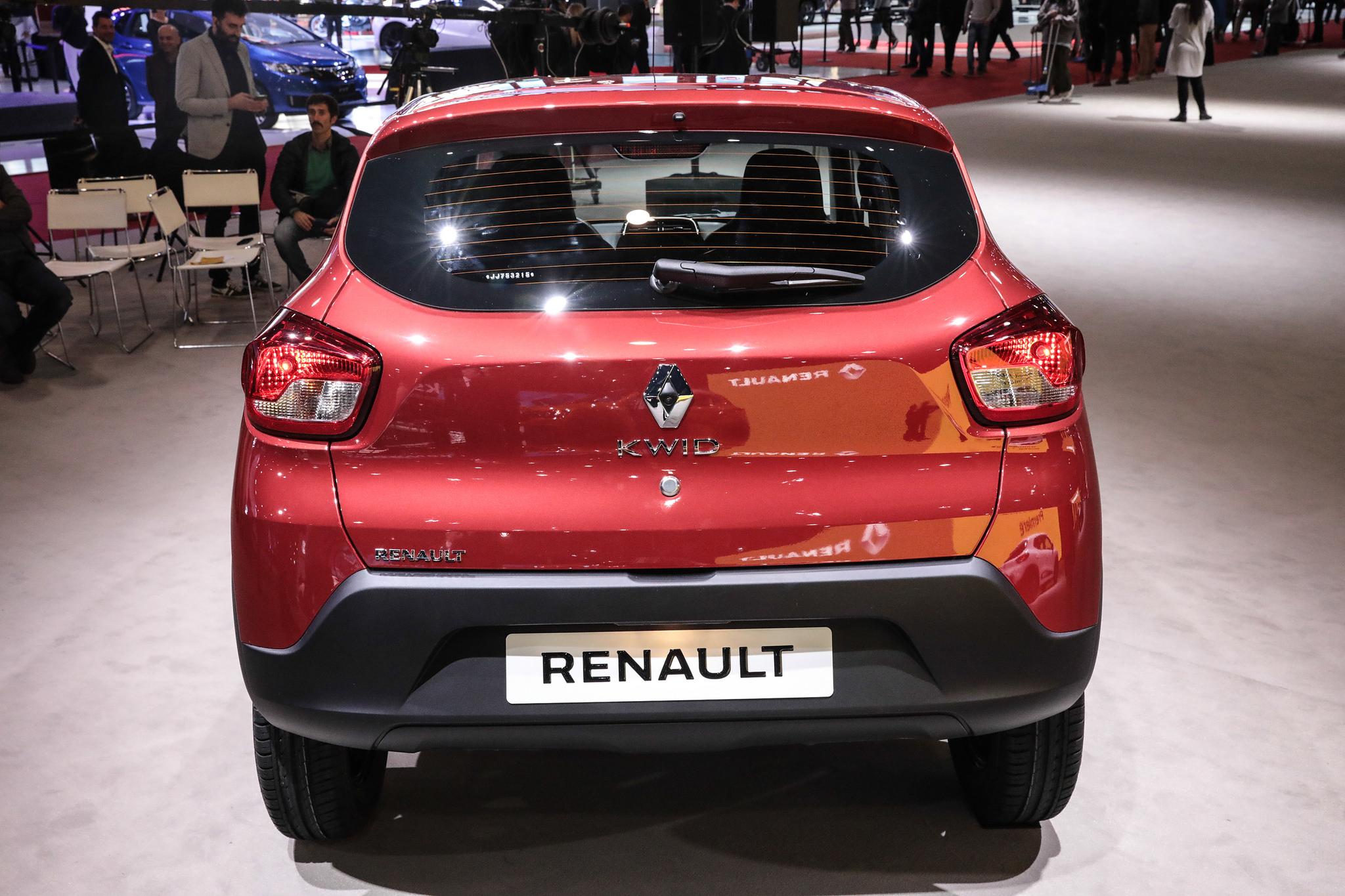Renault Kwid aposta em conceito SUV e preços competitivos — AutoAnálise