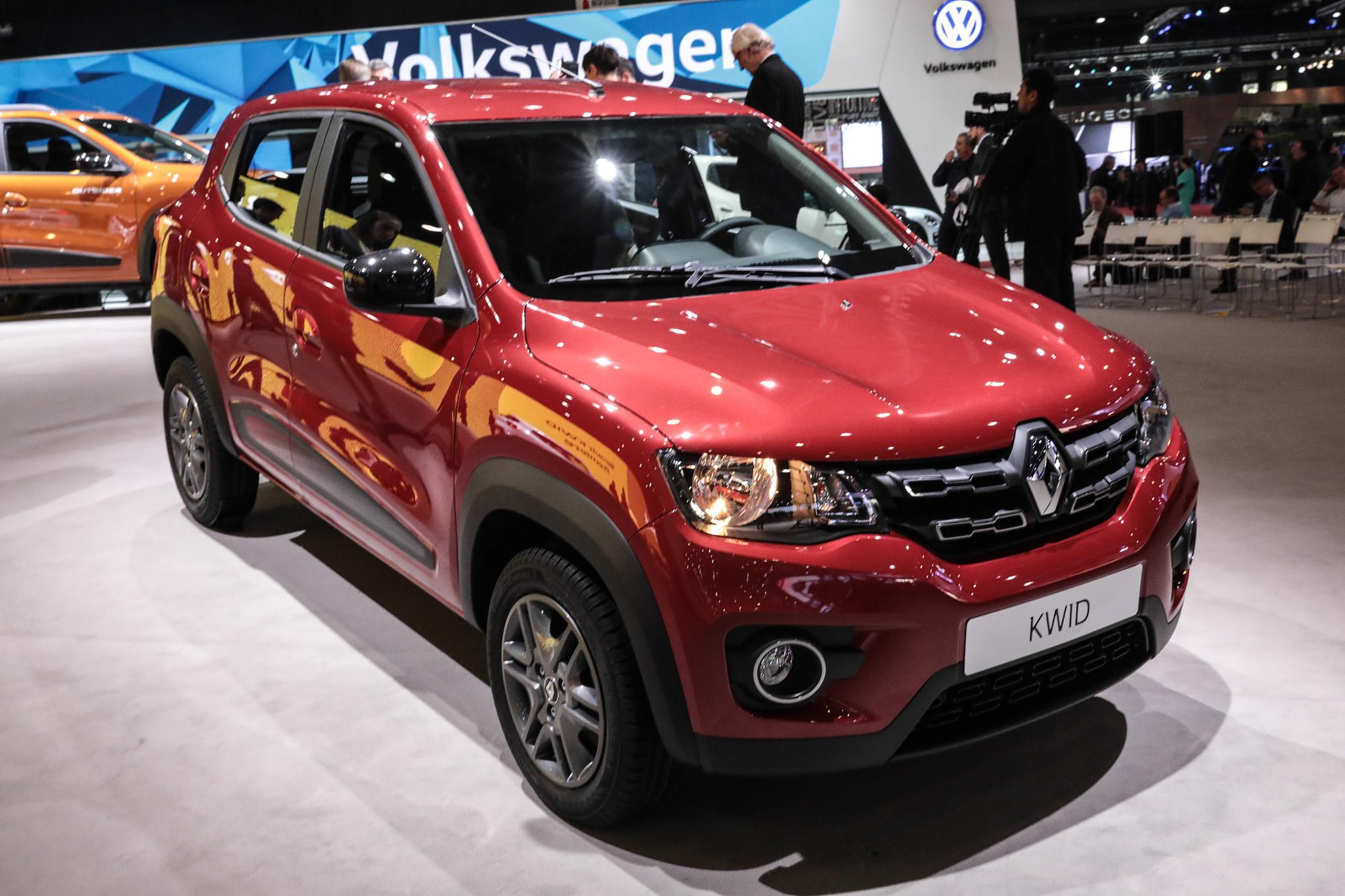 Renault Kwid sacode o mercado com preços competitivos e lista completa de equipamentos