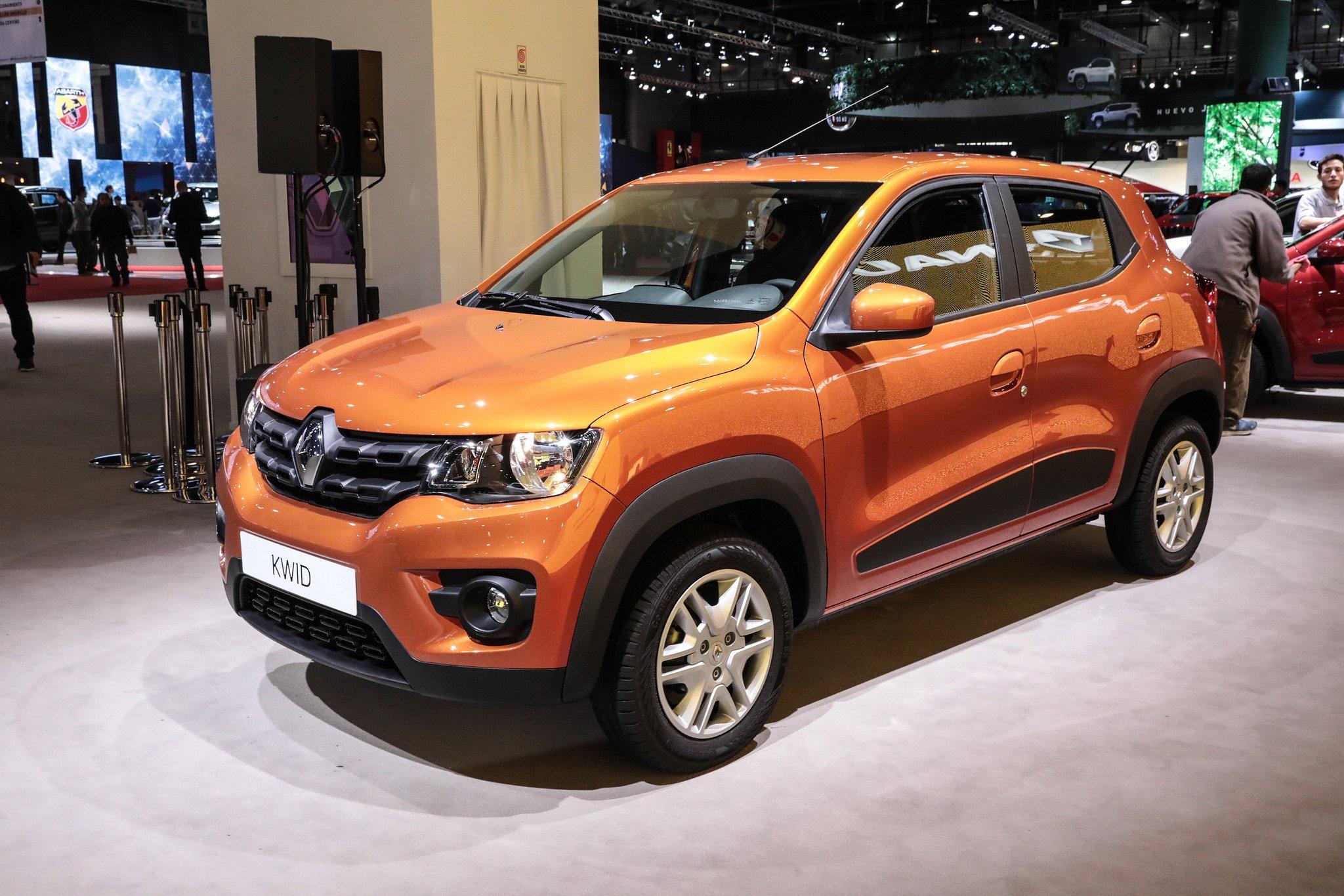 Renault Kwid: o SUV dos compactos é sucesso de pré-vendas e já está no Piauí