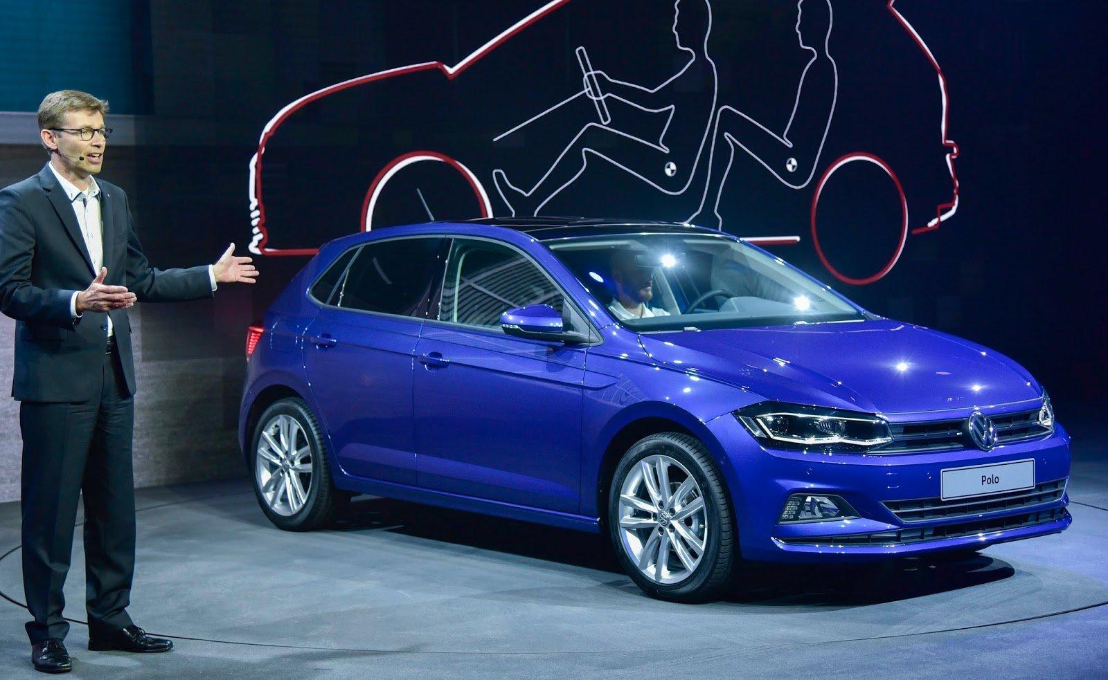 Volkswagen confirma produção do novo hatch premium Polo no Brasil ainda em 2017
