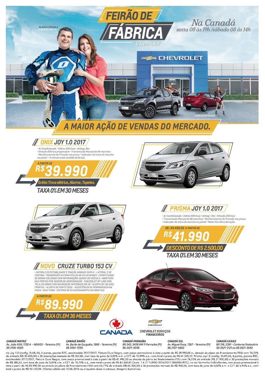 094fa2cd2 A Canadá garante para você as travas elétricas, alarme e tapetes. O carro  mais vendido do Brasil vem com direção elétrica progressiva,  ar-condicionado, ...