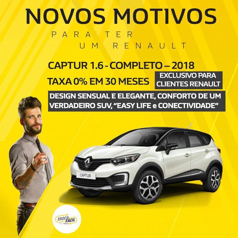 Feirão Via Paris nesta sexta e sábado: descubra novos motivos para ter um Renault