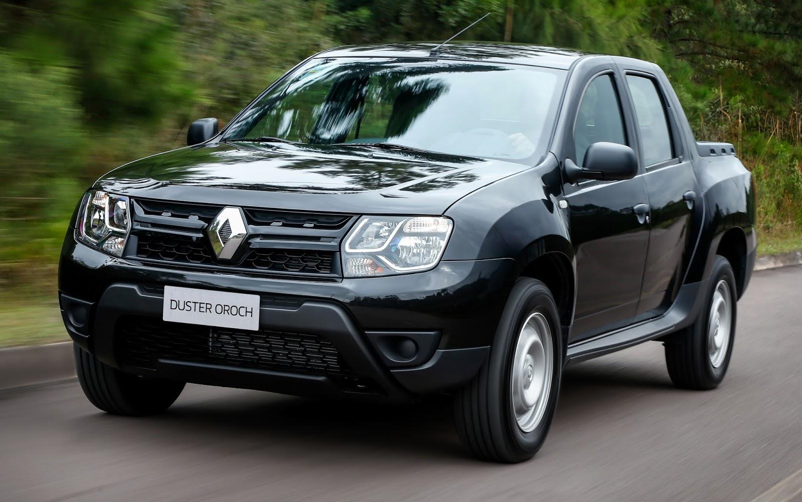 Renault Duster Oroch, reconhecida pela robustez, ganha versão Express voltada para o trabalho