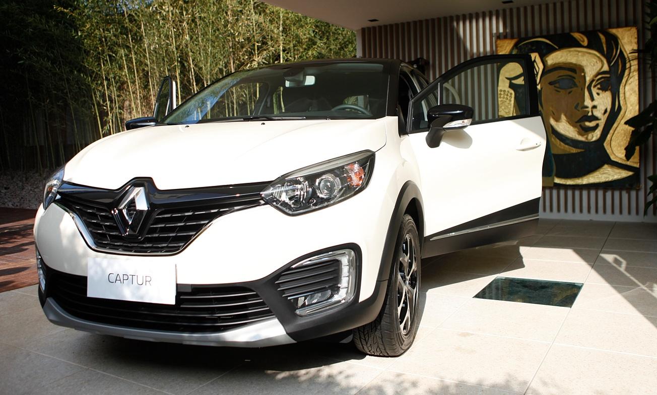 Renault aumenta participação de mercado em maio; Captur registra maior volume de vendas