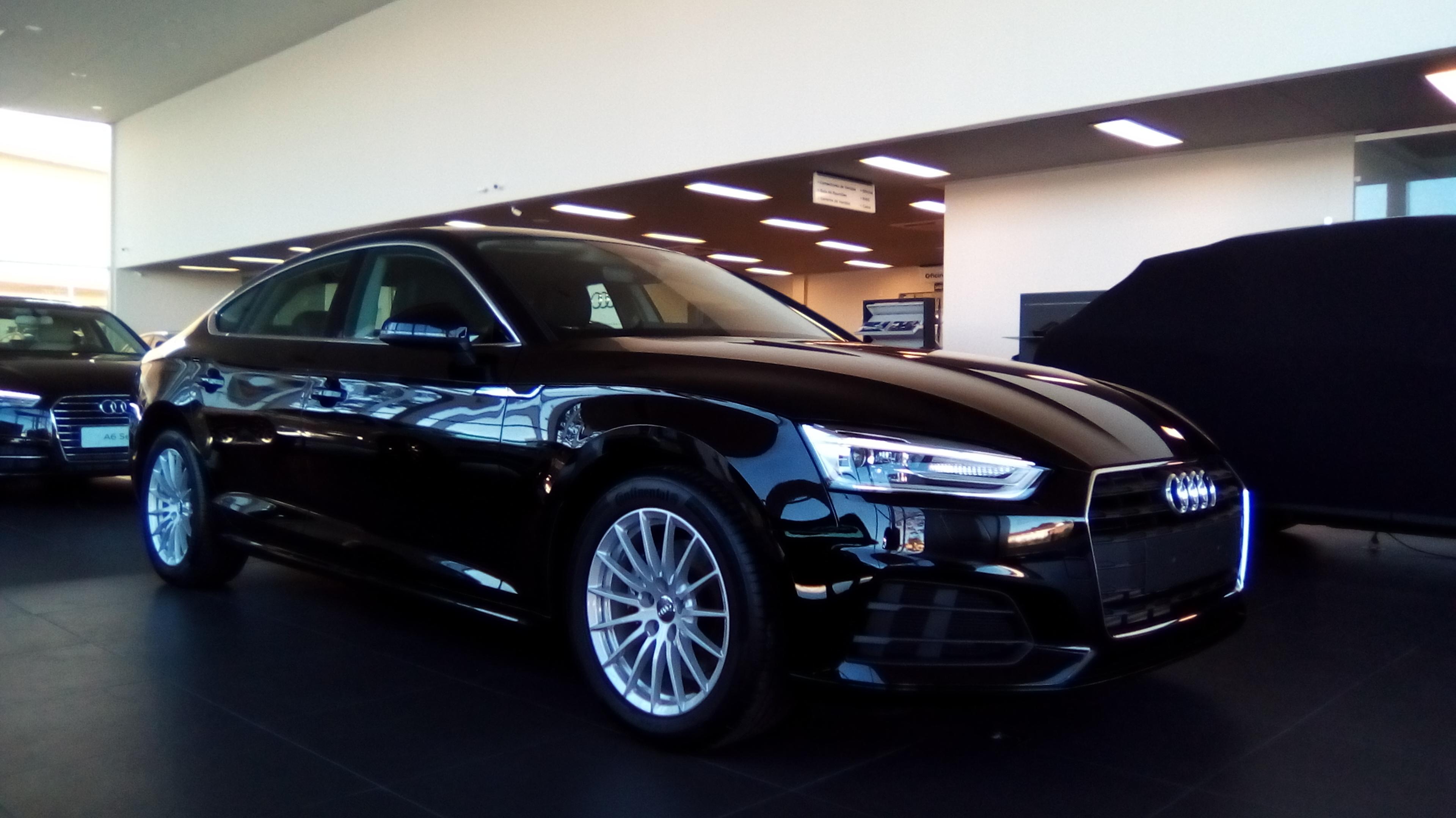 Com design único e tecnologia avançada, A5 Sportback 2018 chega à Audi Center Teresina