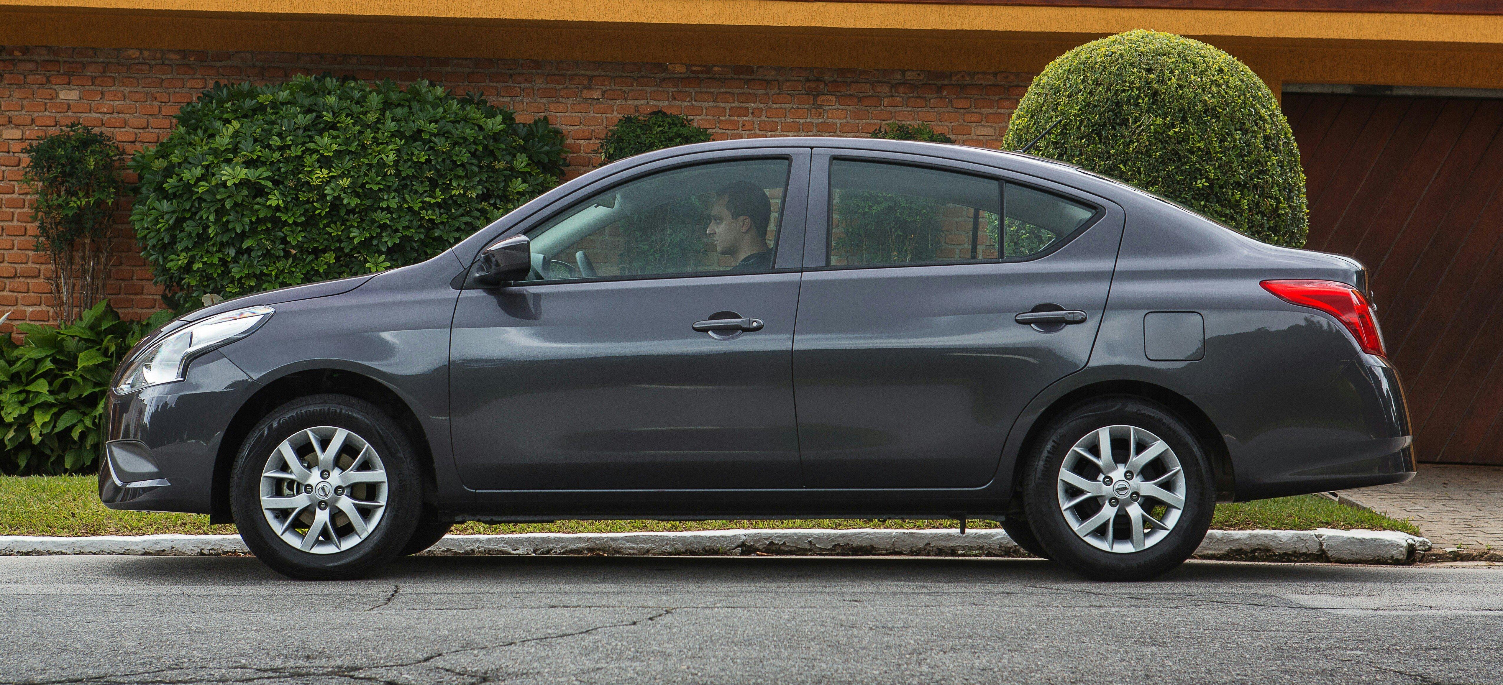Oferta especial do Nissan Versa 2018 para frotistas e portadores de necessidades especiais: apenas R$ 33.990!