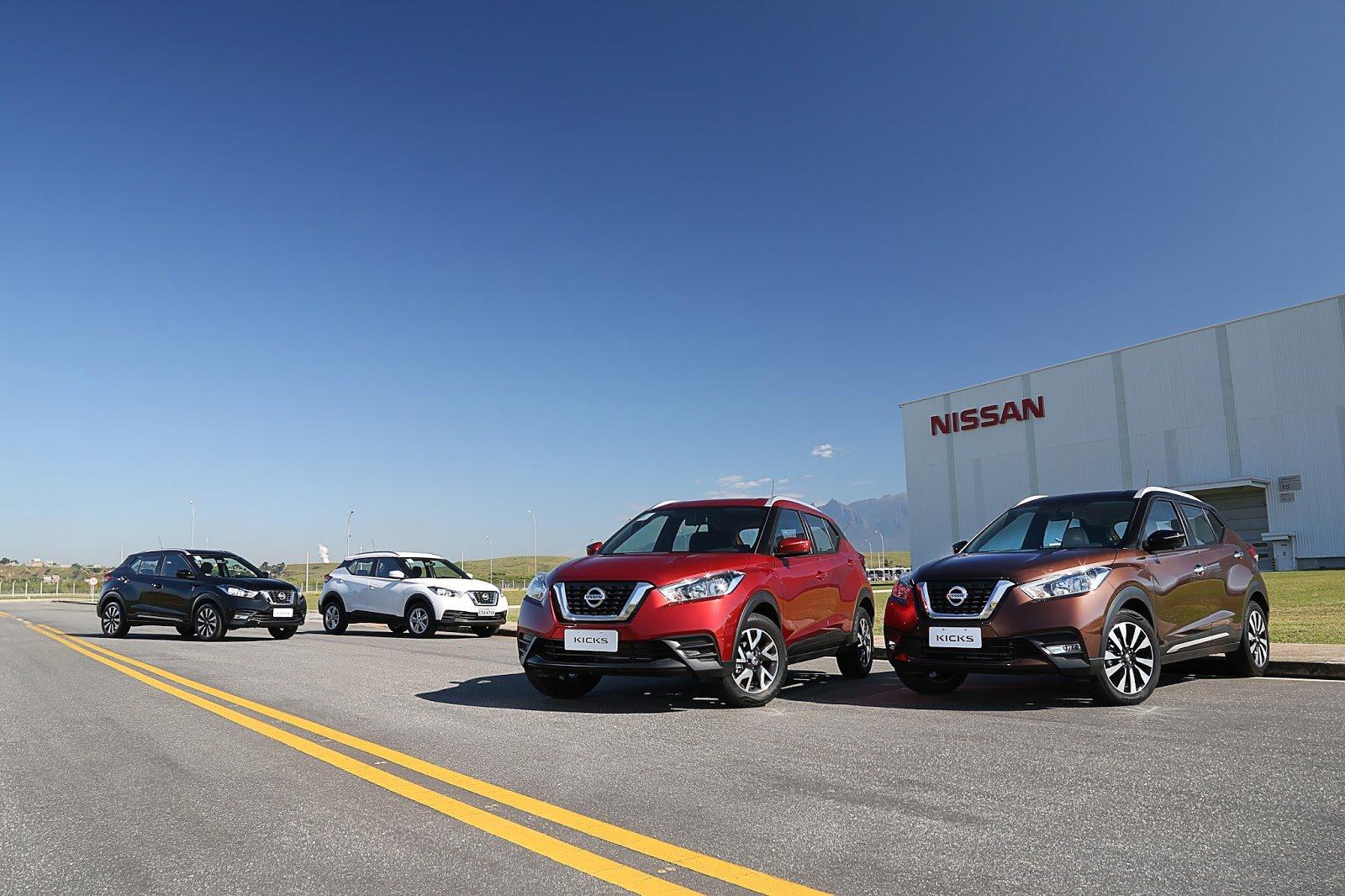 Nissan Kicks, o SUV que conquistou o Brasil, chega com relação custo-benefício ainda melhor na linha 2018