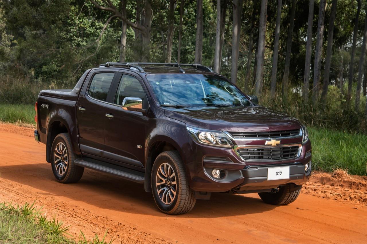 Chevrolet S10 Turbo Diesel está 13% mais econômica, mais ágil e confortável na linha 2018