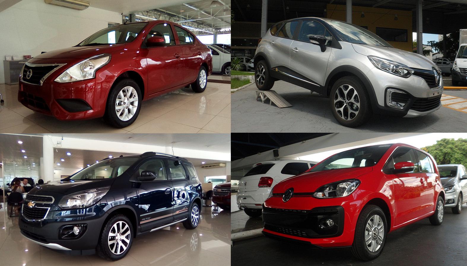 No dia de Teresina, concessionárias Audi, Chevrolet, Nissan, Renault e VW funcionam em plantão especial